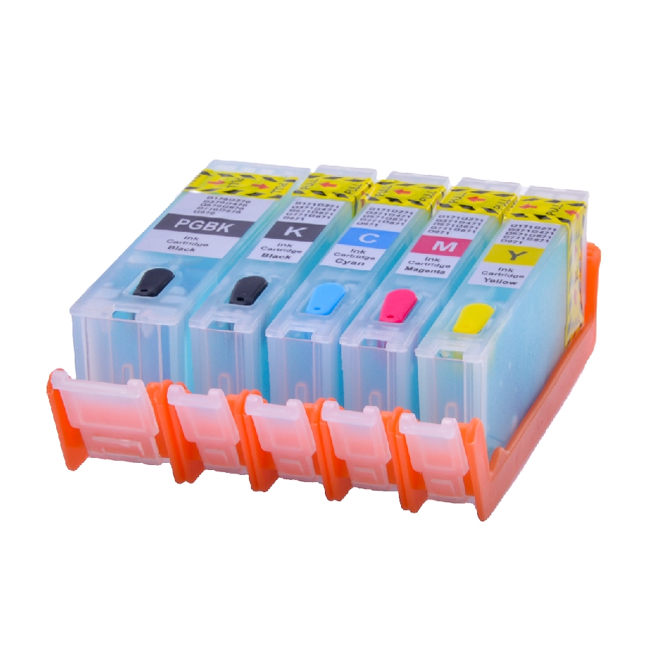 Edible Printer Ink Cartridge Pixma IX6550 #2