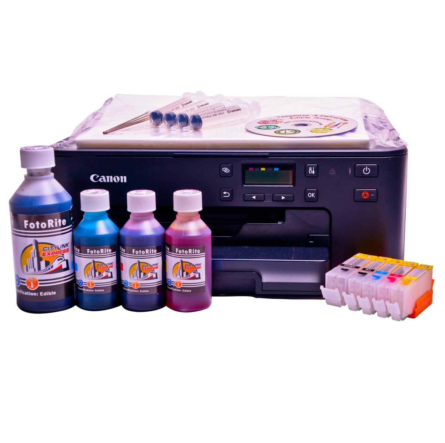 Canon TS705 edible printer