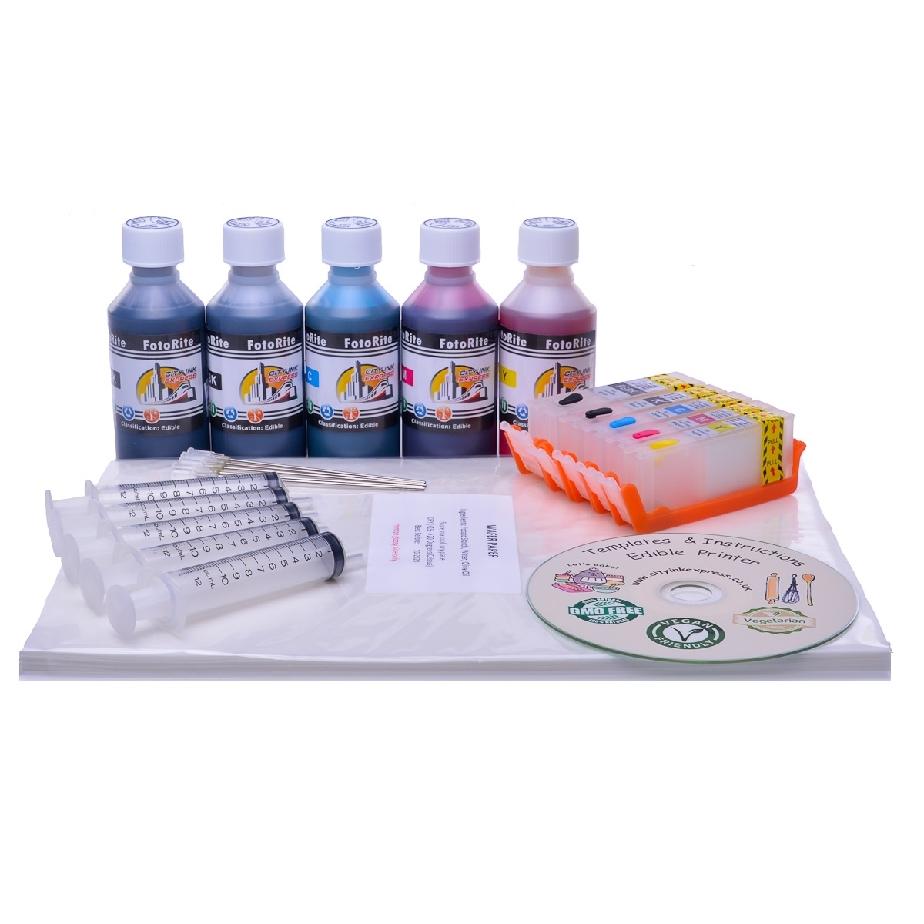 Edible Printer Ink Cartridge Pixma TR8550