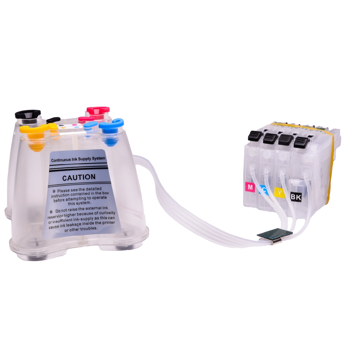Ciss for Brother MFC-J870DW, dye ink #4