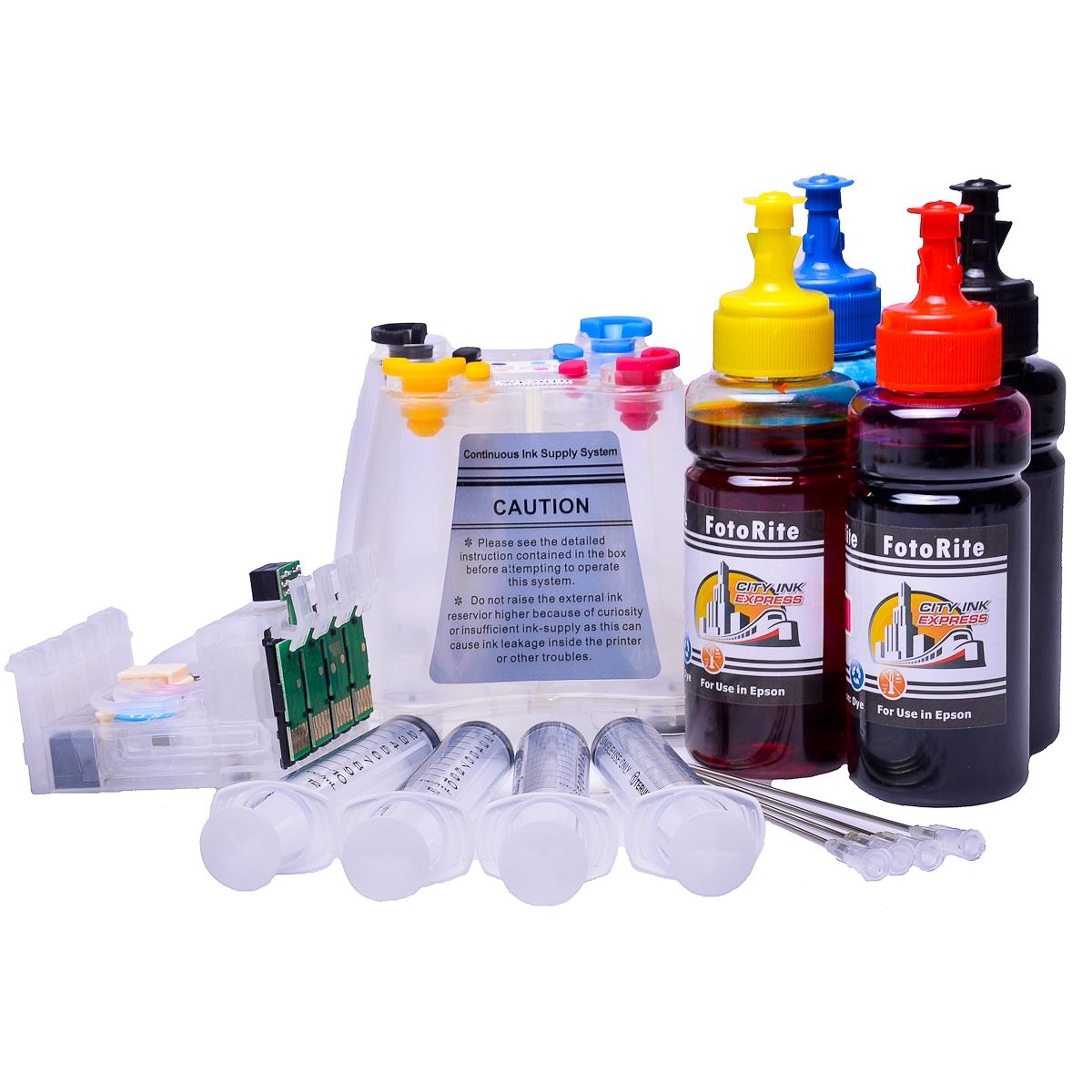 Ciss for Epson WF-2510WF, dye ink
