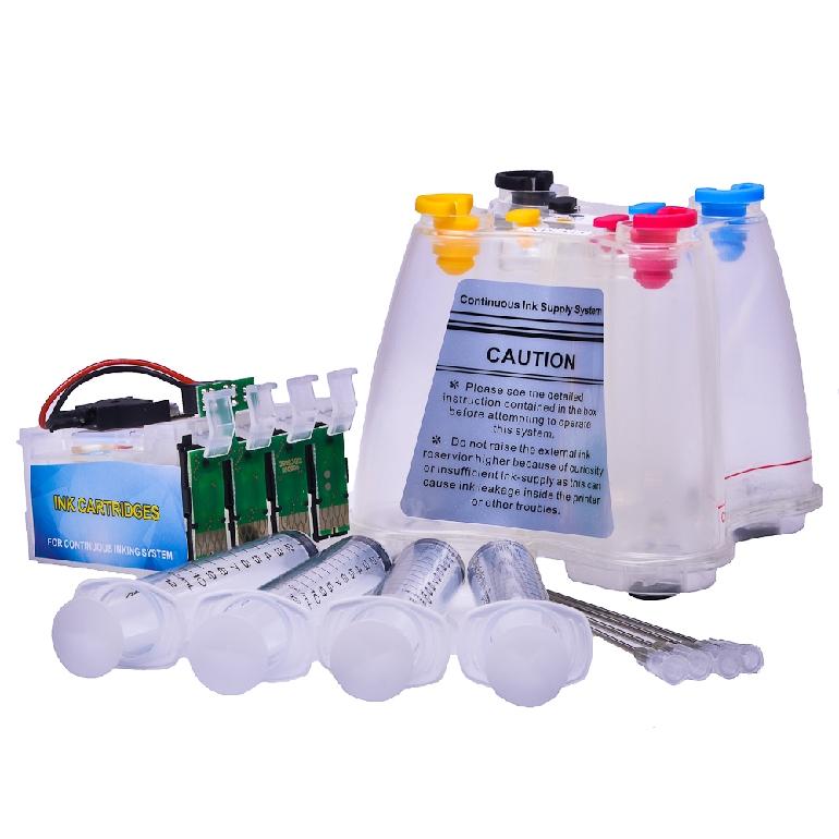 Ciss for Epson WF-2650DWF, dye ink #3