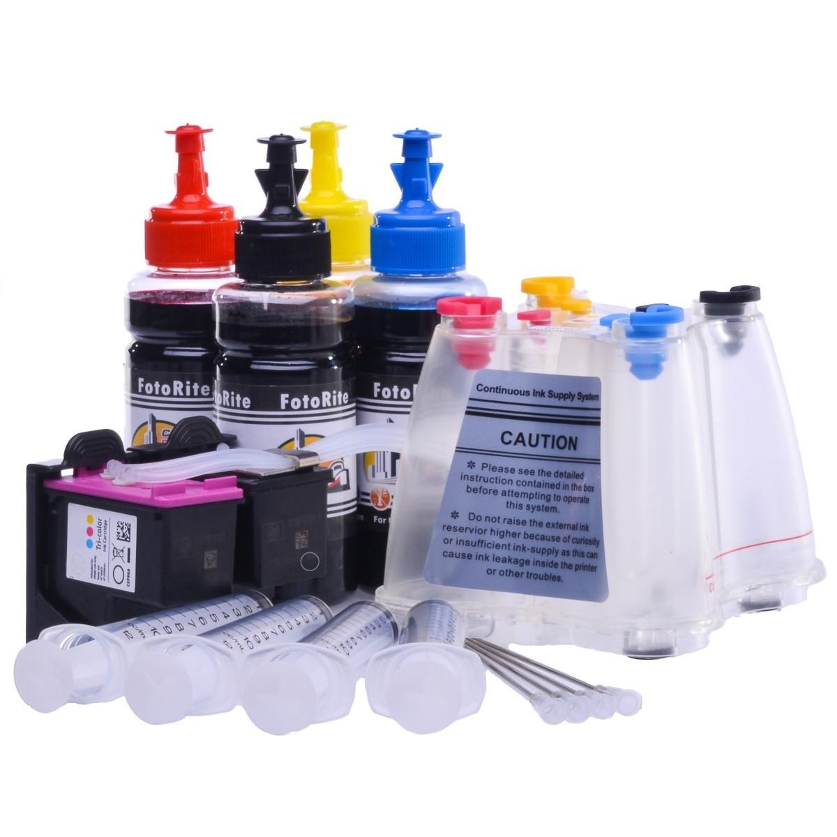 Ciss for Canon Pixma TS5151 printers |  Dye and Pigment