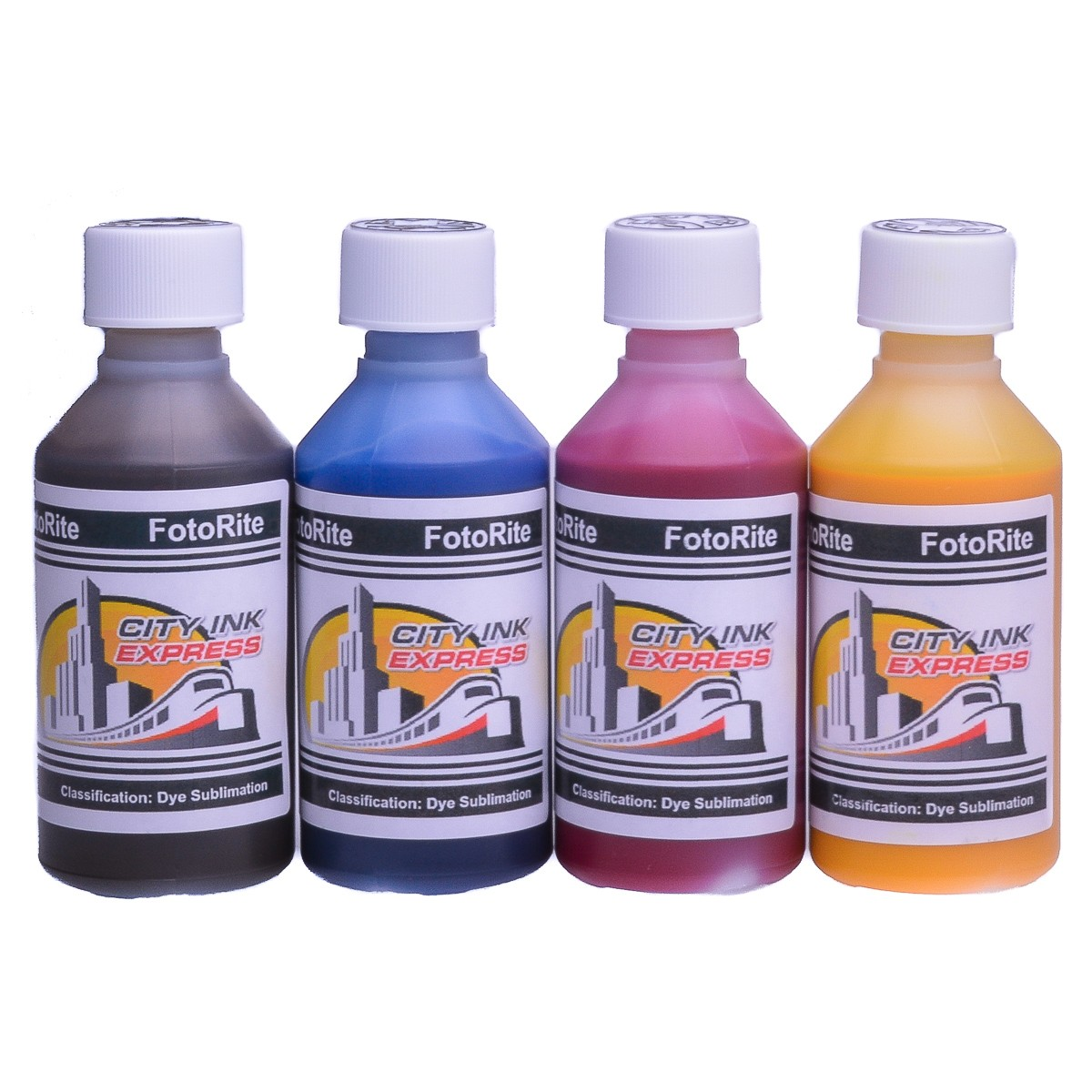 Dye Sublimation ink system - Fits Epson BX610FW Printer