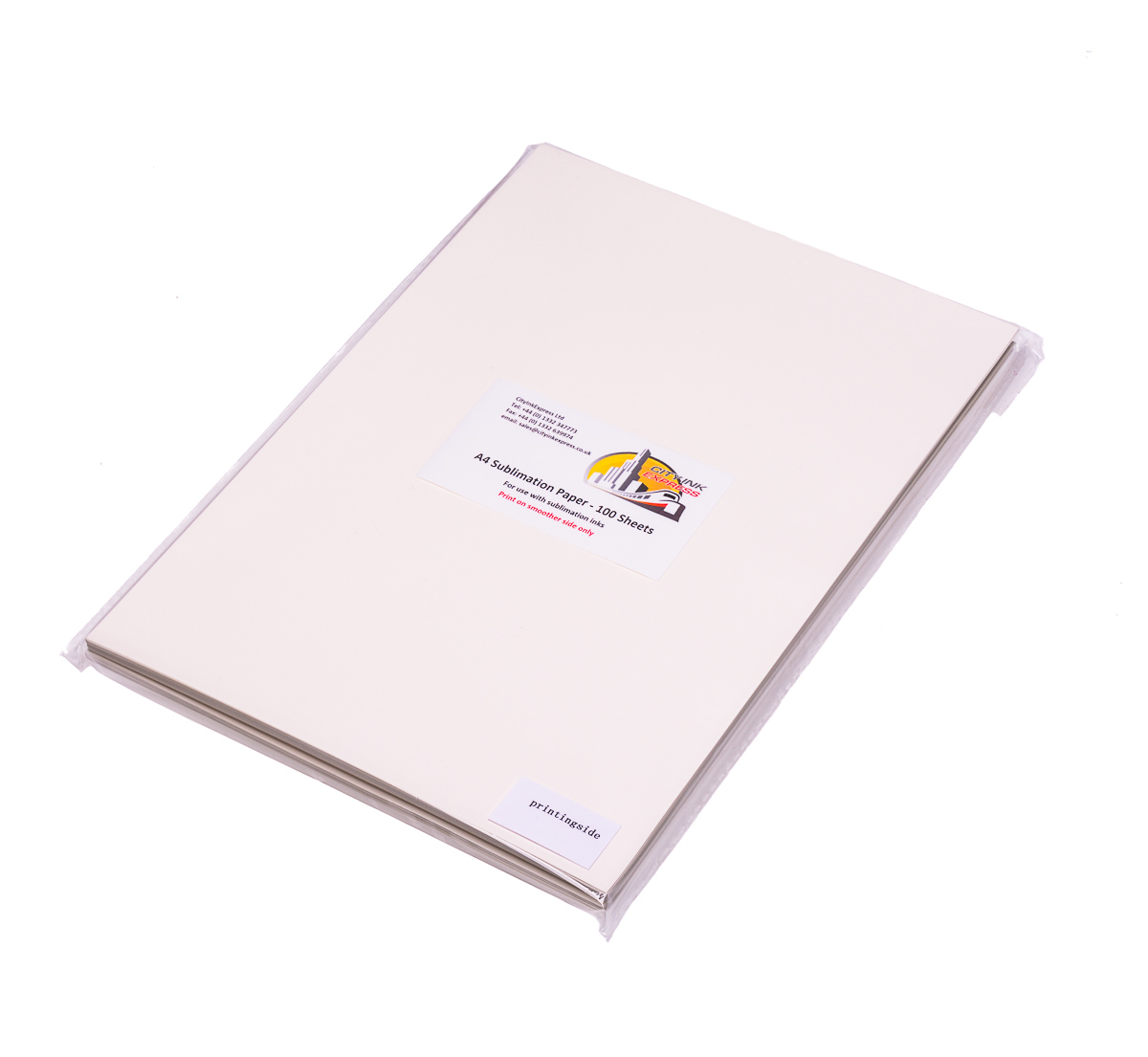 Dye Sublimation ink system - Fits Epson WF-7710DWF Printer