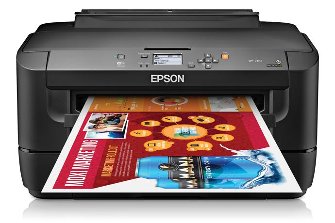 Continuous ink system printer bundle for the Epson WF-7110DTW A3 printer #1