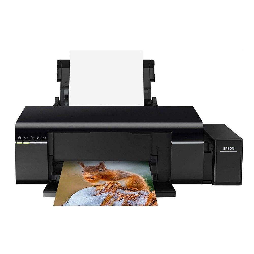 Continuous ink system printer bundle for the Epson L805 Eco Tank A4 printer #1