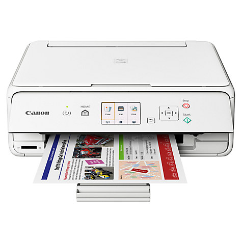 Continuous ink system printer bundle for the Canon TS5051 A4 printer #1