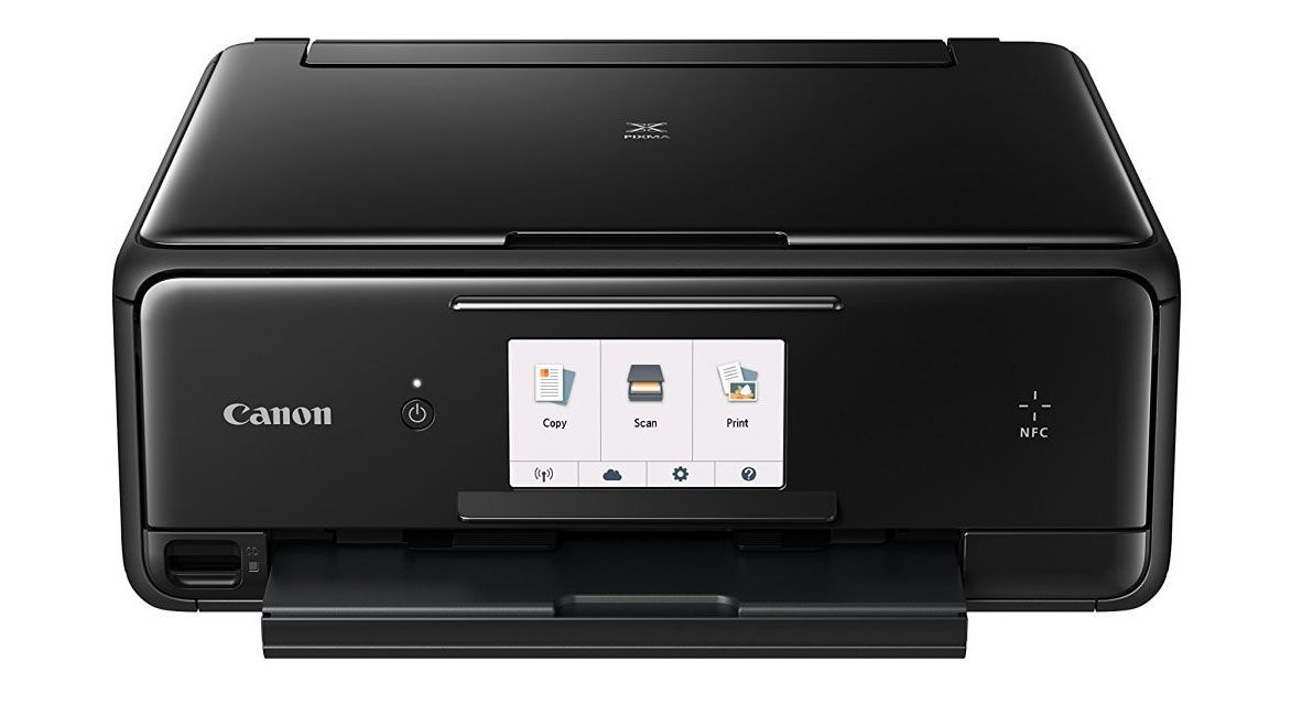 Continuous ink system printer bundle for the Canon TS8050 A4 printer #1
