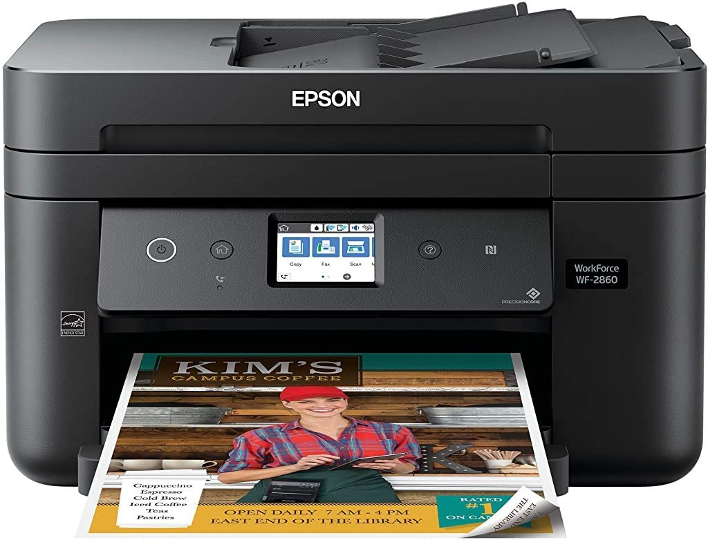 Continuous ink system printer bundle for the Epson XP-345 A4 printer #1