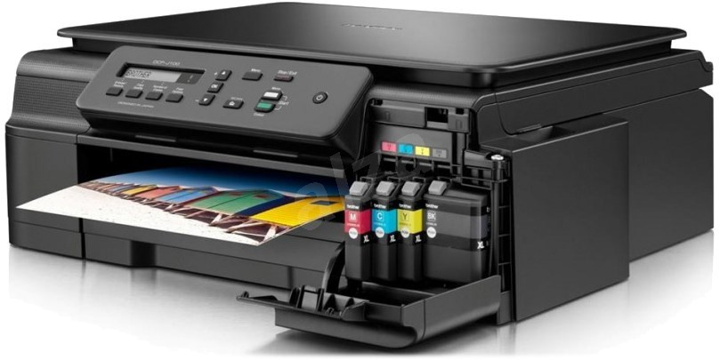 Continuous ink system printer bundle for the Brother DCP-J105 A4 printer #1