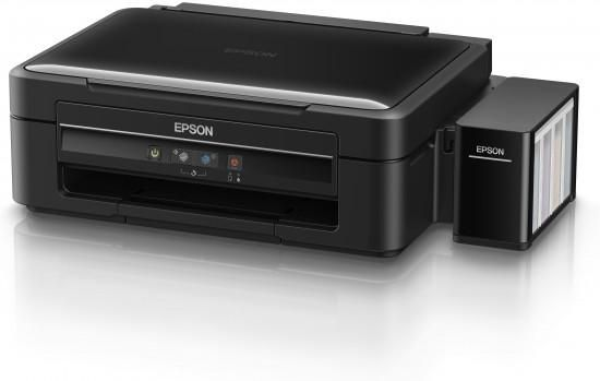 Continuous ink system printer bundle for the Epson L382 Eco Tank A4 printer #1