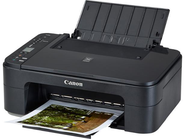 Refillable ink cartridge printer bundle for the Canon TS3350 A4 printer #1