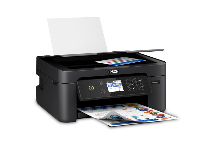 Continuous ink system printer bundle for the Epson XP-4100 or 4105 A4 printer #1