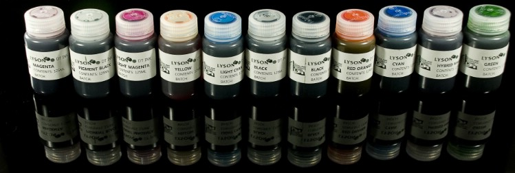 Cheap Ink Refills for Lyson Epson RX600 | Lyson Dye Ink #2