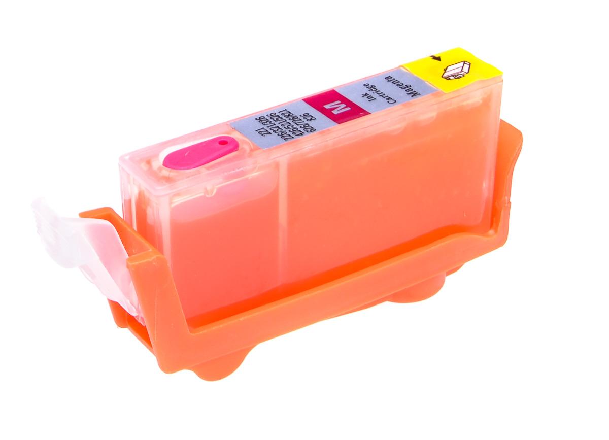 Magenta printhead cleaning cartridge for Canon Pixma MX870 printer