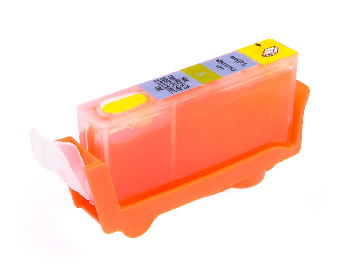 Yellow printhead cleaning cartridge for Canon Pixma MG6250 printer