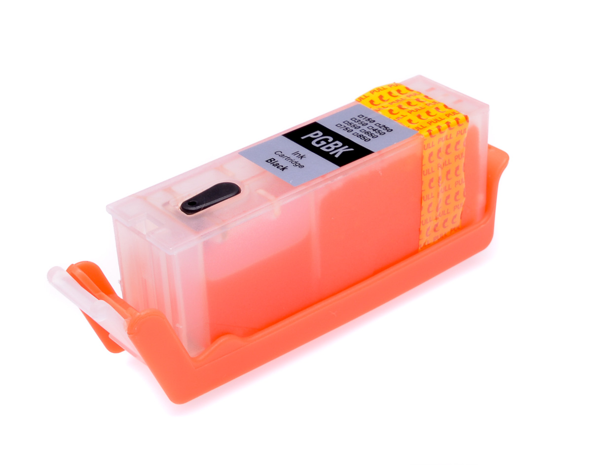 Pigment Black printhead cleaning cartridge for Canon Pixma ...