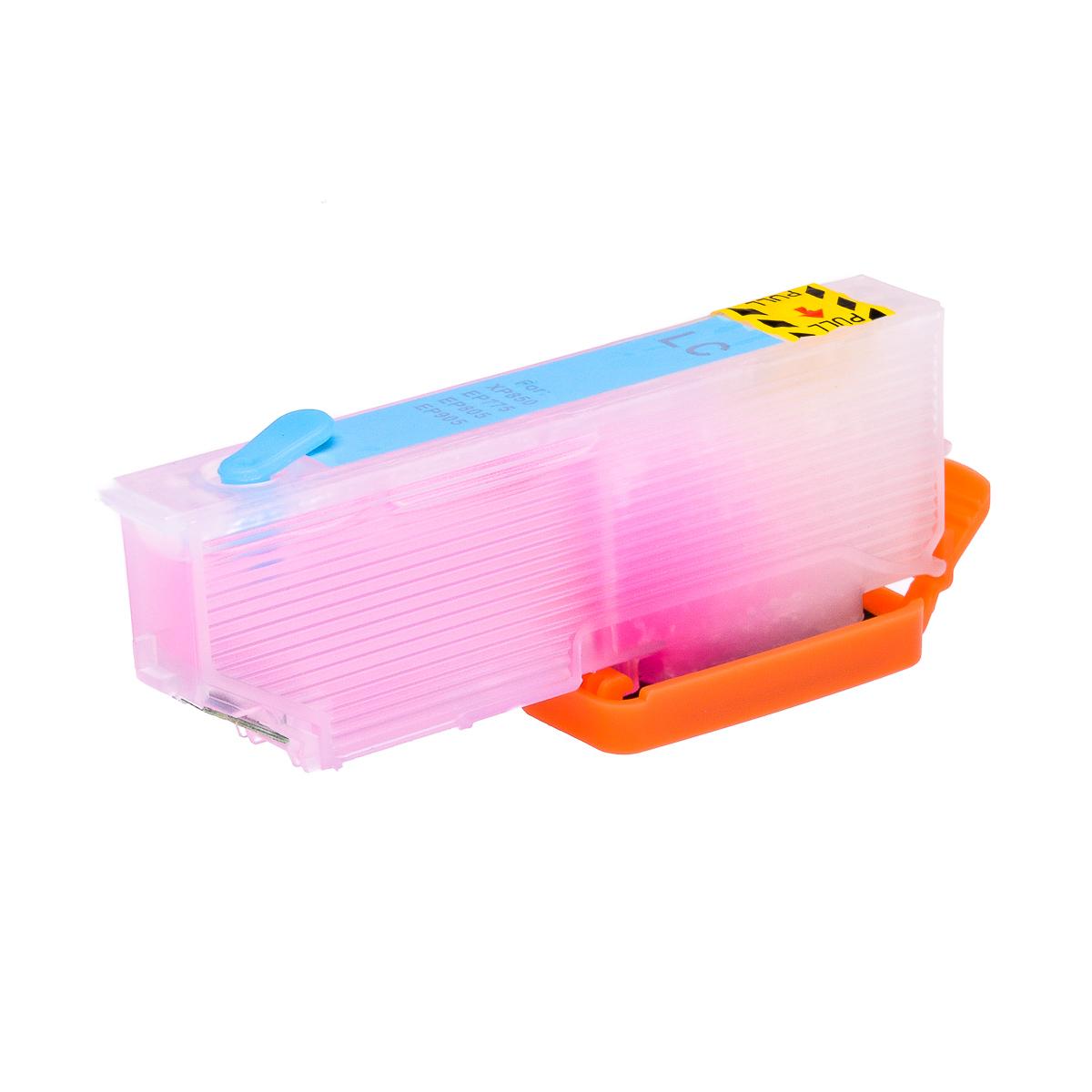 Light Cyan printhead cleaning cartridge for Epson XP-55 printer