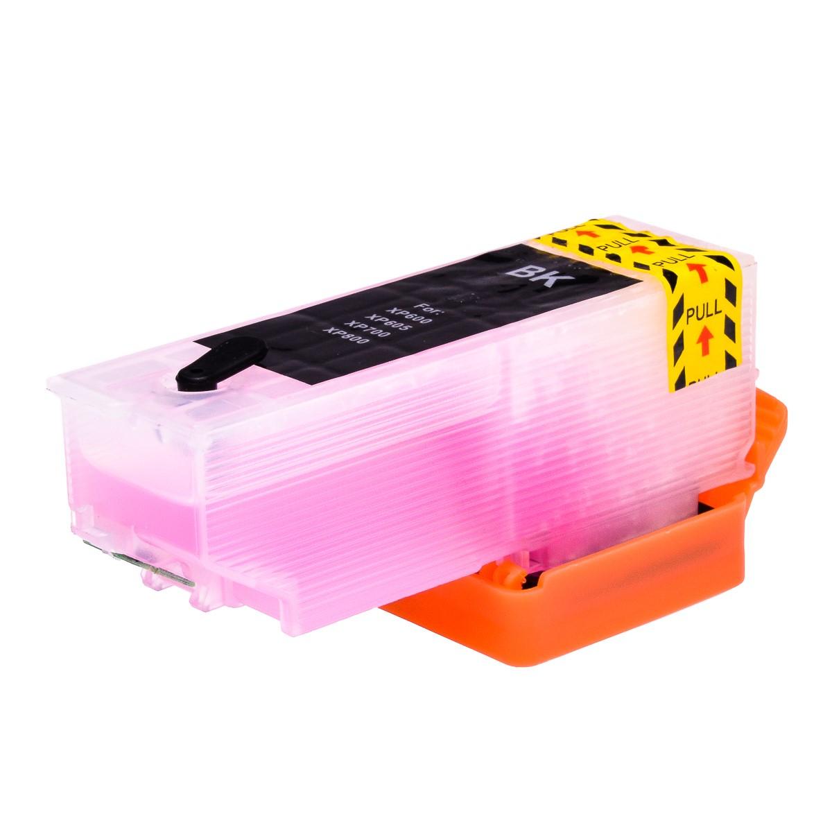 Black printhead cleaning cartridge for Epson XP-645 printer