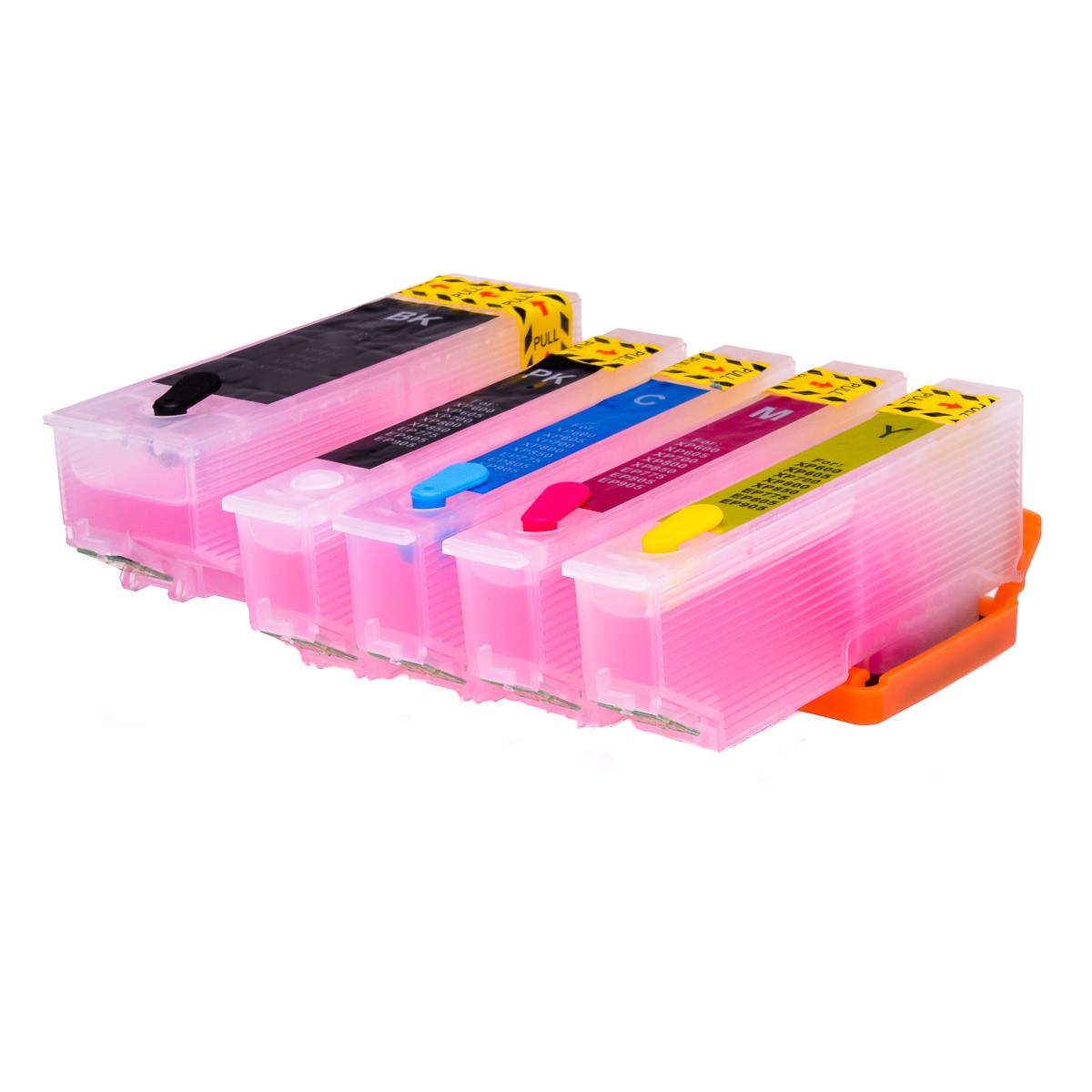 Multipack printhead cleaning cartridge for Epson XP-645 printer