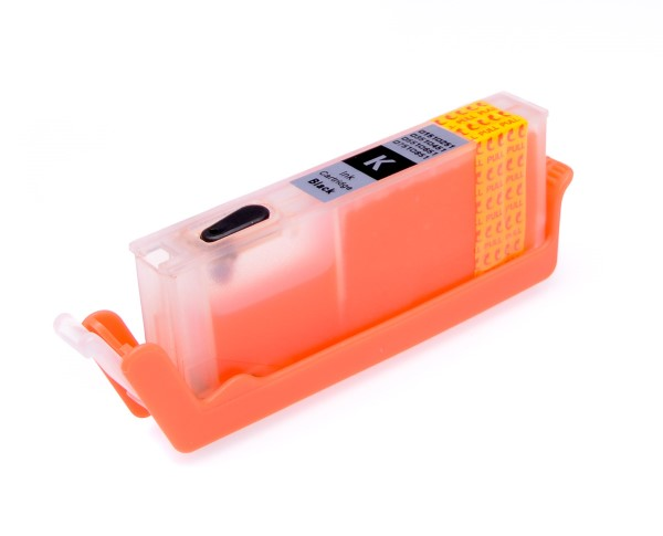 Black printhead cleaning cartridge for Canon Pixma TS6350 printer