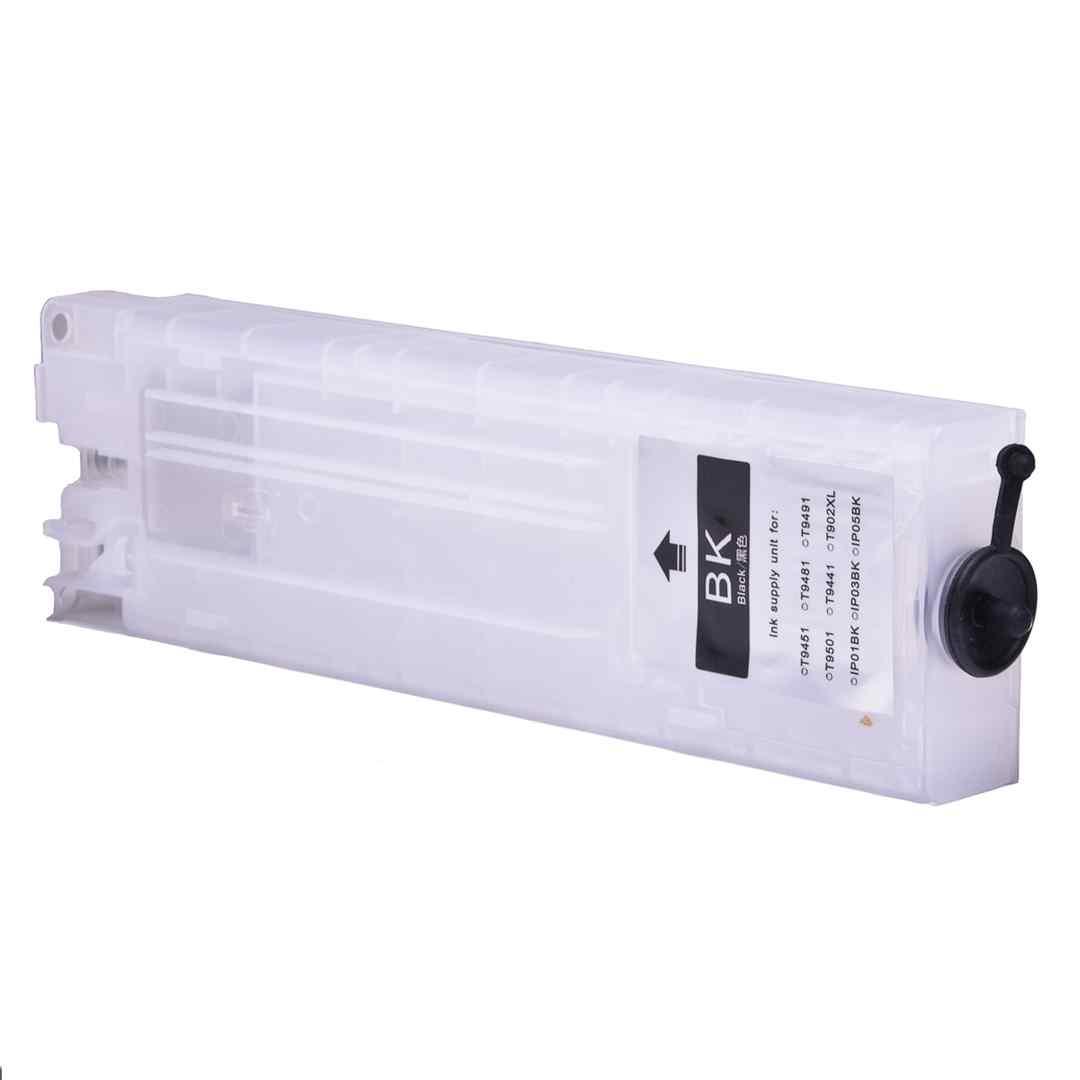 Empty Refillable T9441 Black Cheap printer cartridges for Epson WF-C5790DWF T9451