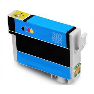 Epson XP-5100 High Capacity Compatible 502 Cyan ink cartridge 502XL