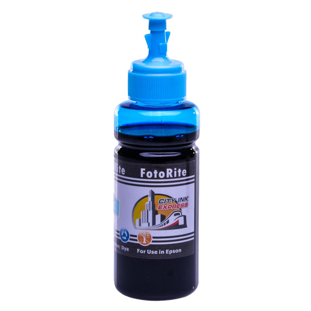 Cheap Light Cyan dye ink replaces Epson Stylus RX560 - T0805