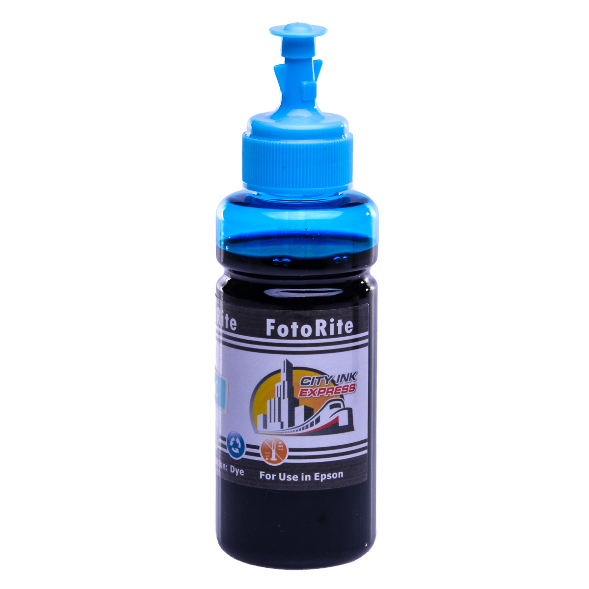 Cheap Light Cyan dye ink replaces Epson Stylus PX800FW - T0805