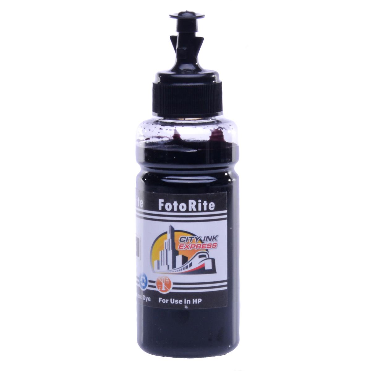 Cheap Black dye ink replaces HP Officejet 6515 - HP 364