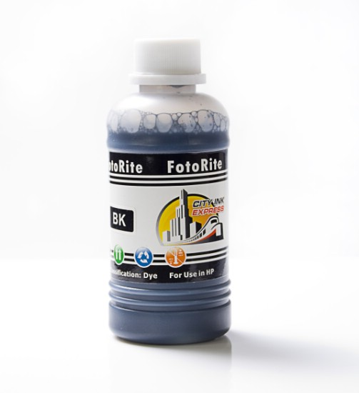 Cheap Black dye ink refill replaces HP Psc HP 58 - C6658AN