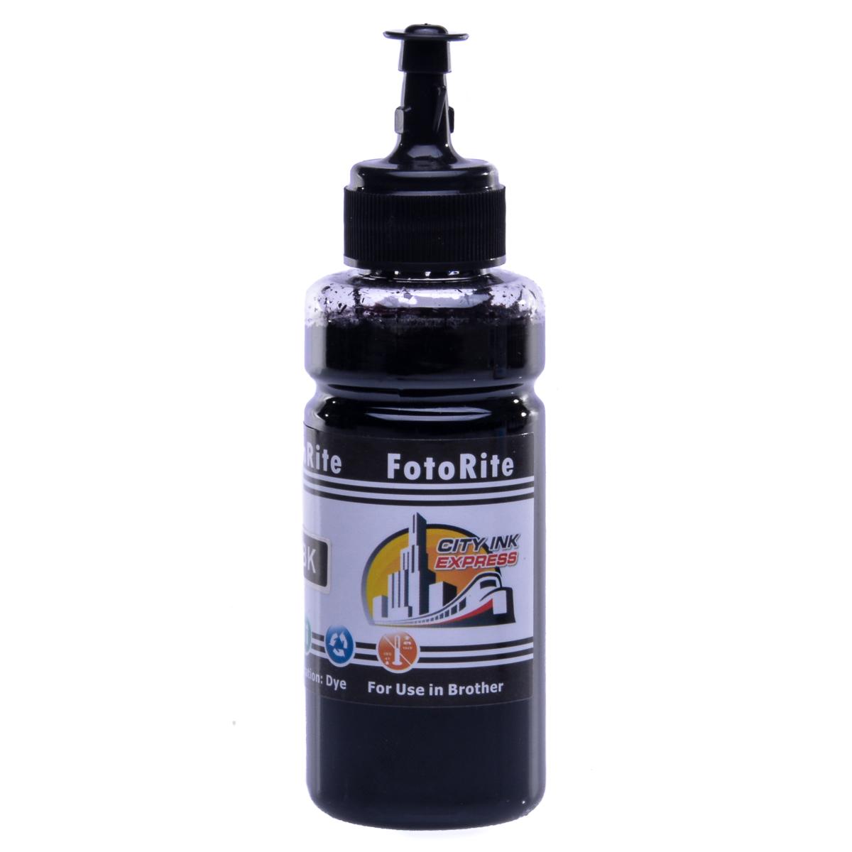 Cheap Black dye ink replaces Brother DCP-J562DW - LC223BK,LC225BK,LC227BK