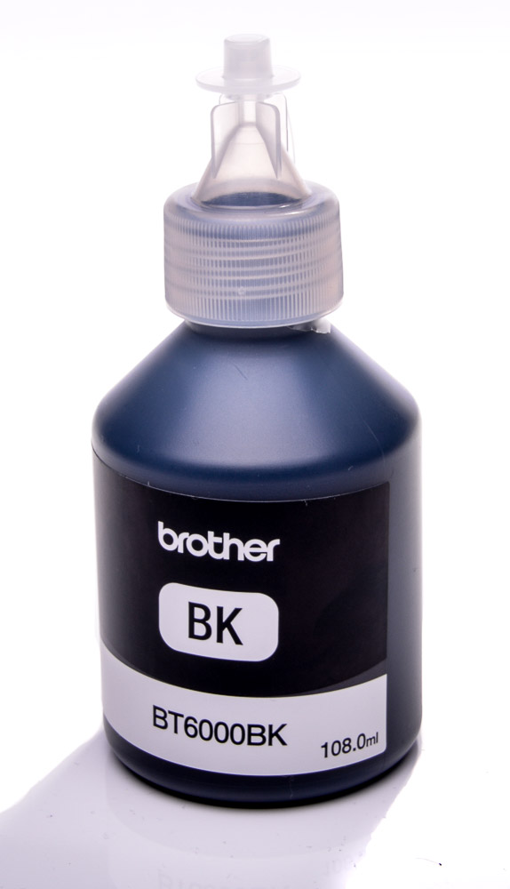 Brother BT6000BK Black original pigment refill Replaces MFC-3360C