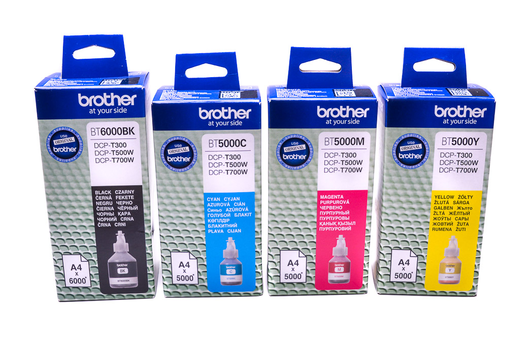 Genuine Multipack ink refill for use with Brother DCP-J752DW printer #2