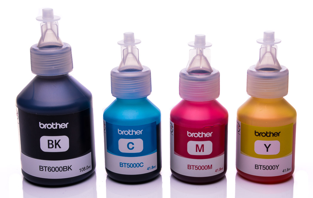 Genuine Bt5000 Multipack Ink Refill For Use With Brother