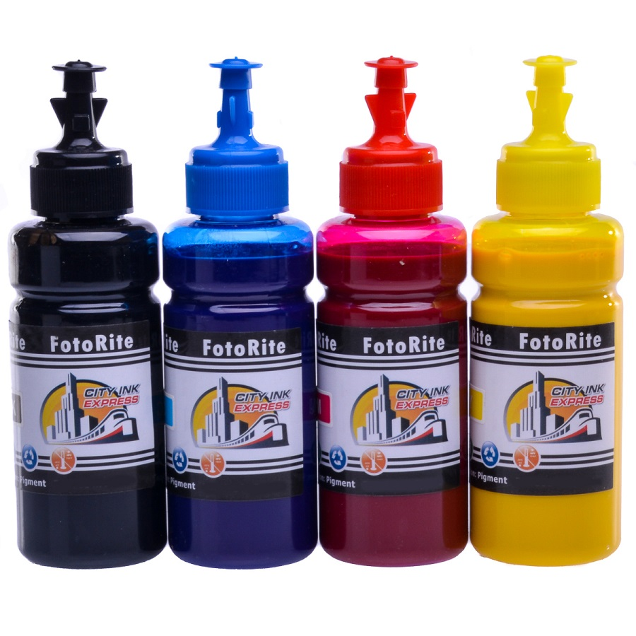 Cheap Multipack pigment ink refill replaces Brother MFC-J5930DW