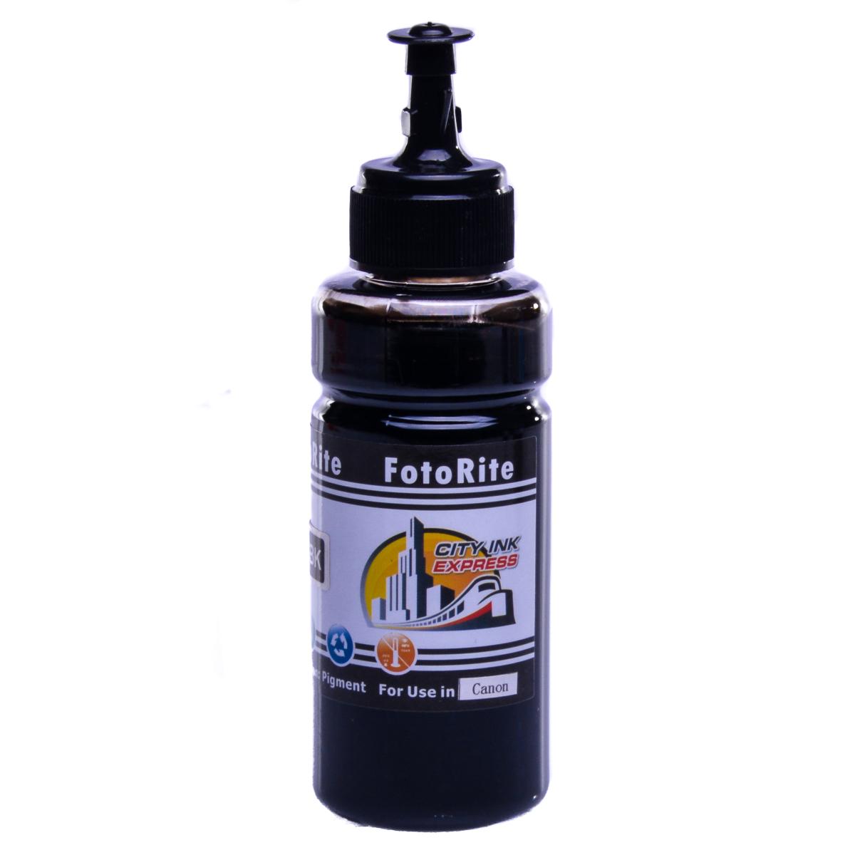Cheap Pigment Black pigment ink replaces Canon Pixma TS6251 - PGI-580PGBK