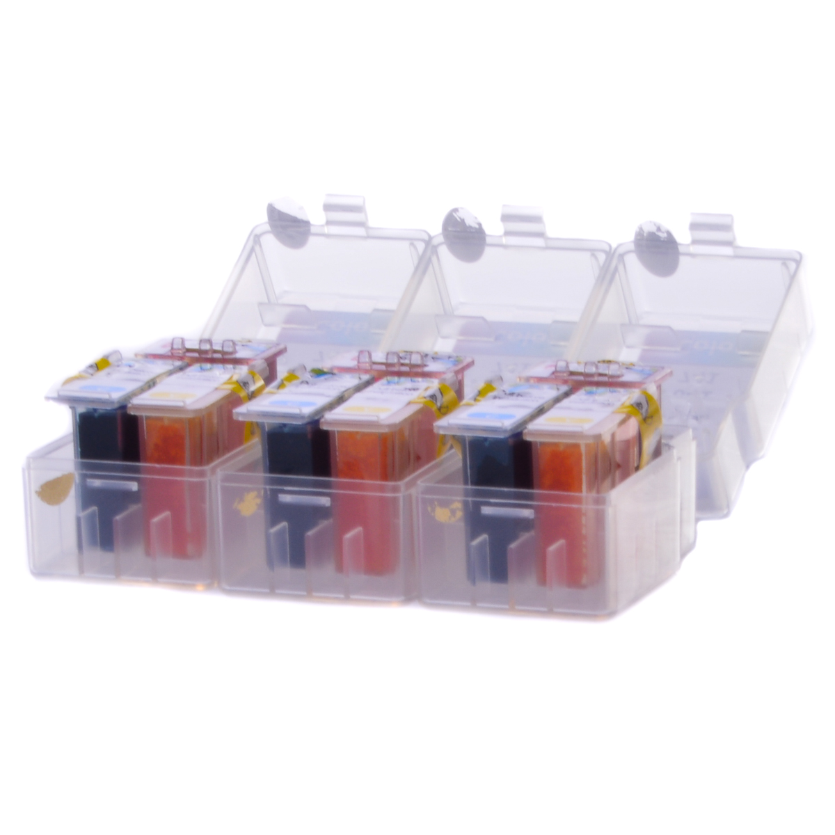 Cheap Colour Pod dye ink replaces Canon Pixma MG3200 - CL-541XL