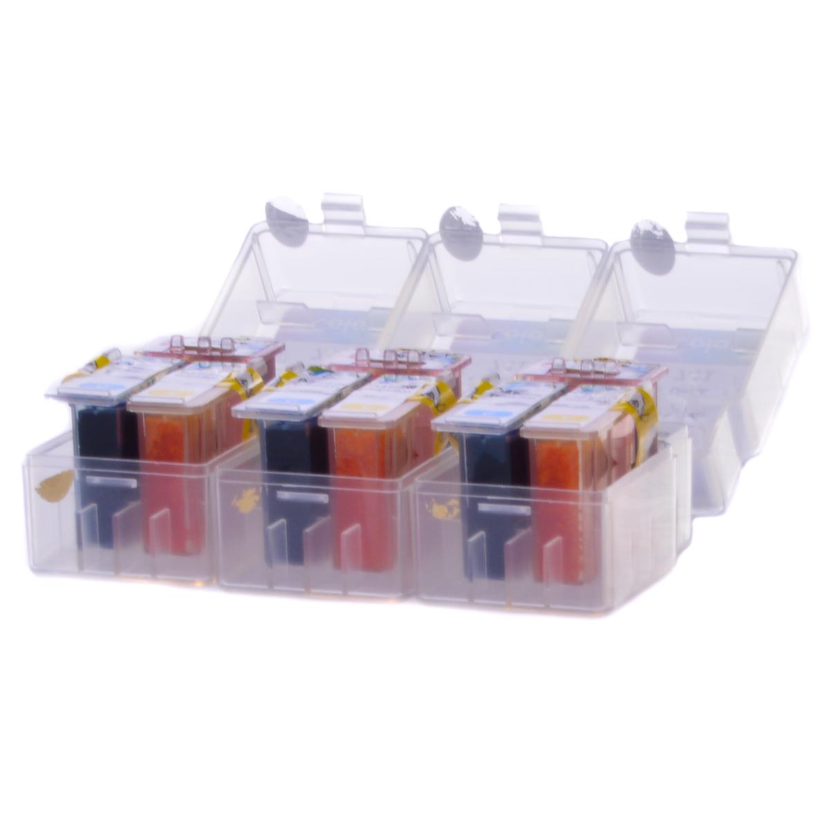Cheap Colour Pod dye ink replaces Canon Pixma MX394 - CL-541XL