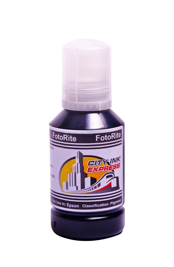Cheap Black dye ink replaces Epson ET-3700 - 102-BK