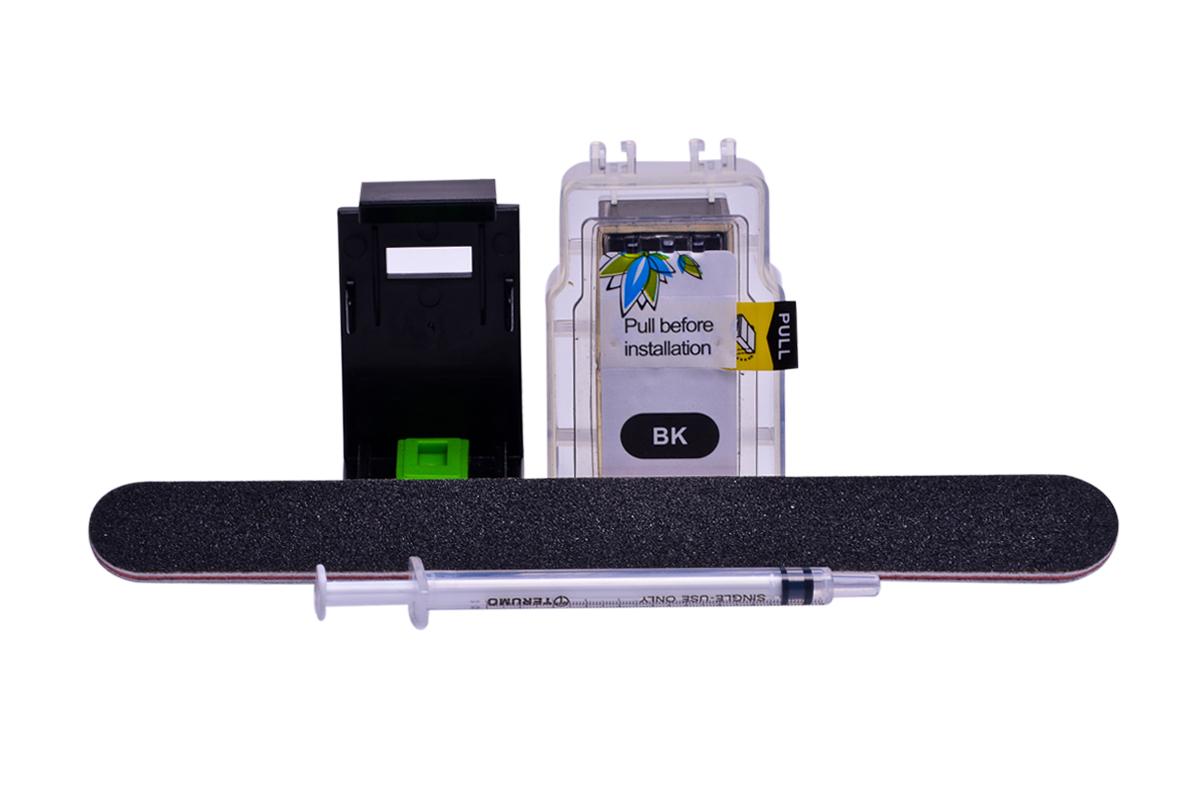 Cheap Black Pod pigment ink replaces Canon Pixma MP495 - PG-512 x1 with clip