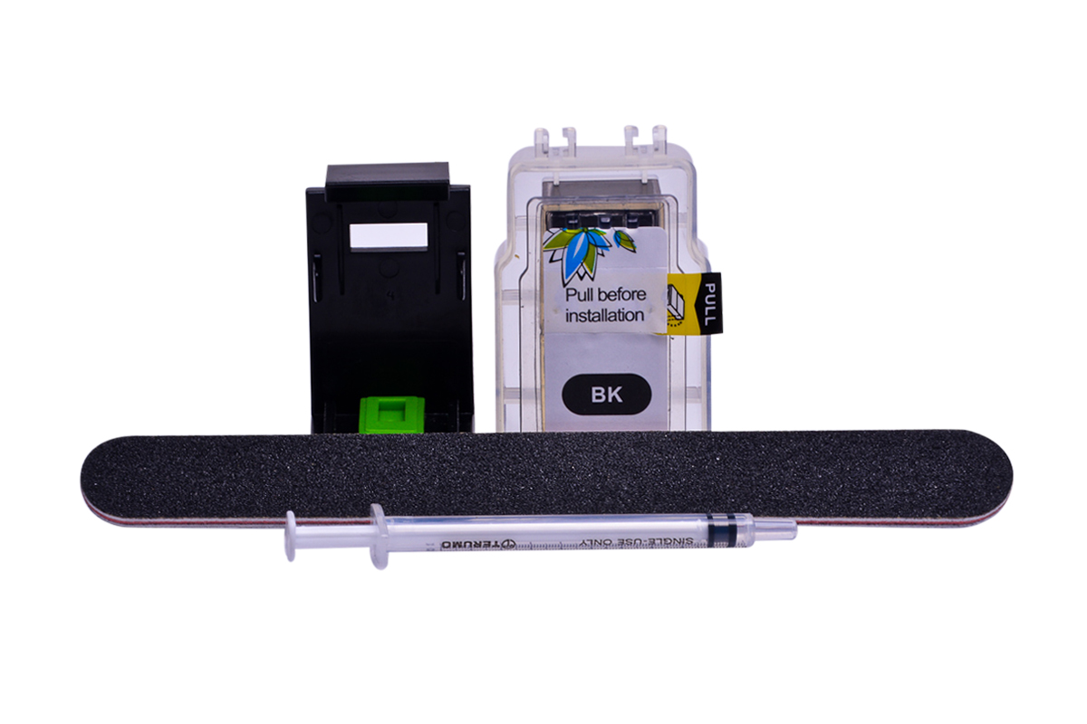 Cheap Black Pod pigment ink replaces Canon Pixma TS5350 - PG-560xl x1 with clip