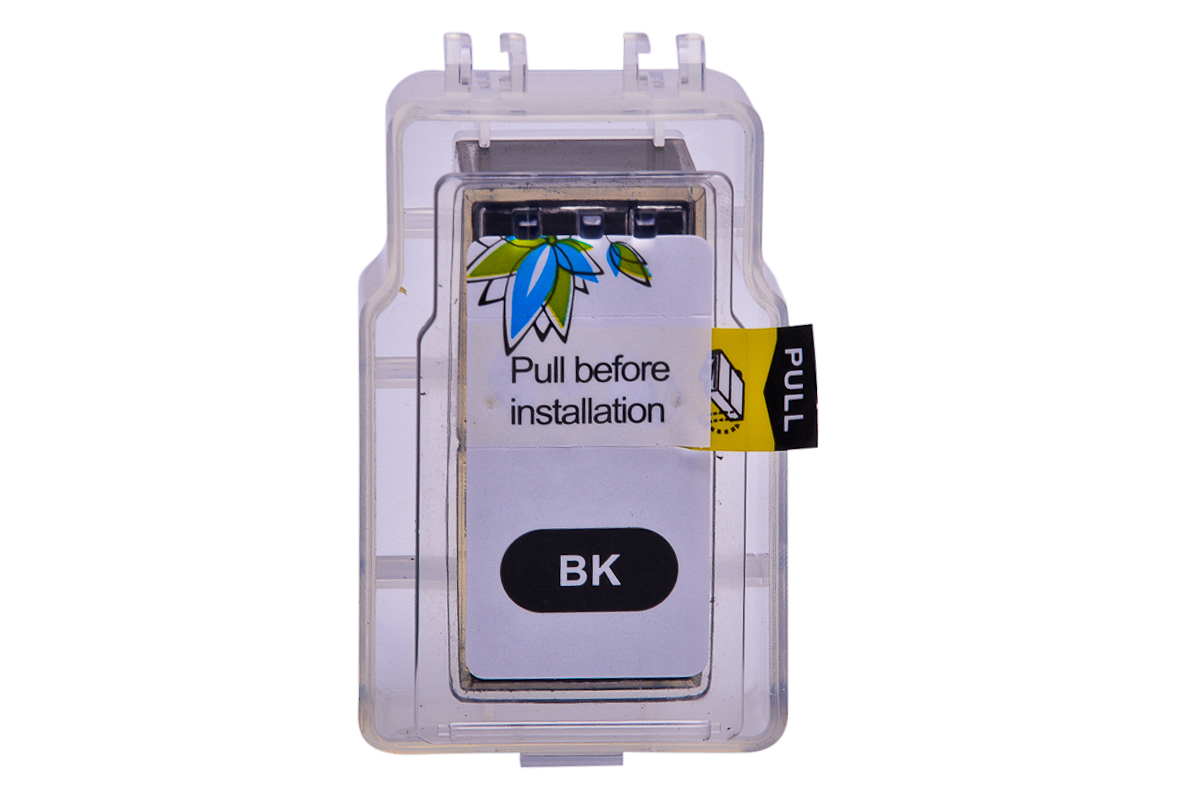 Cheap Black Pod pigment ink replaces Canon Pixma MX525 - PG-540XL x 1