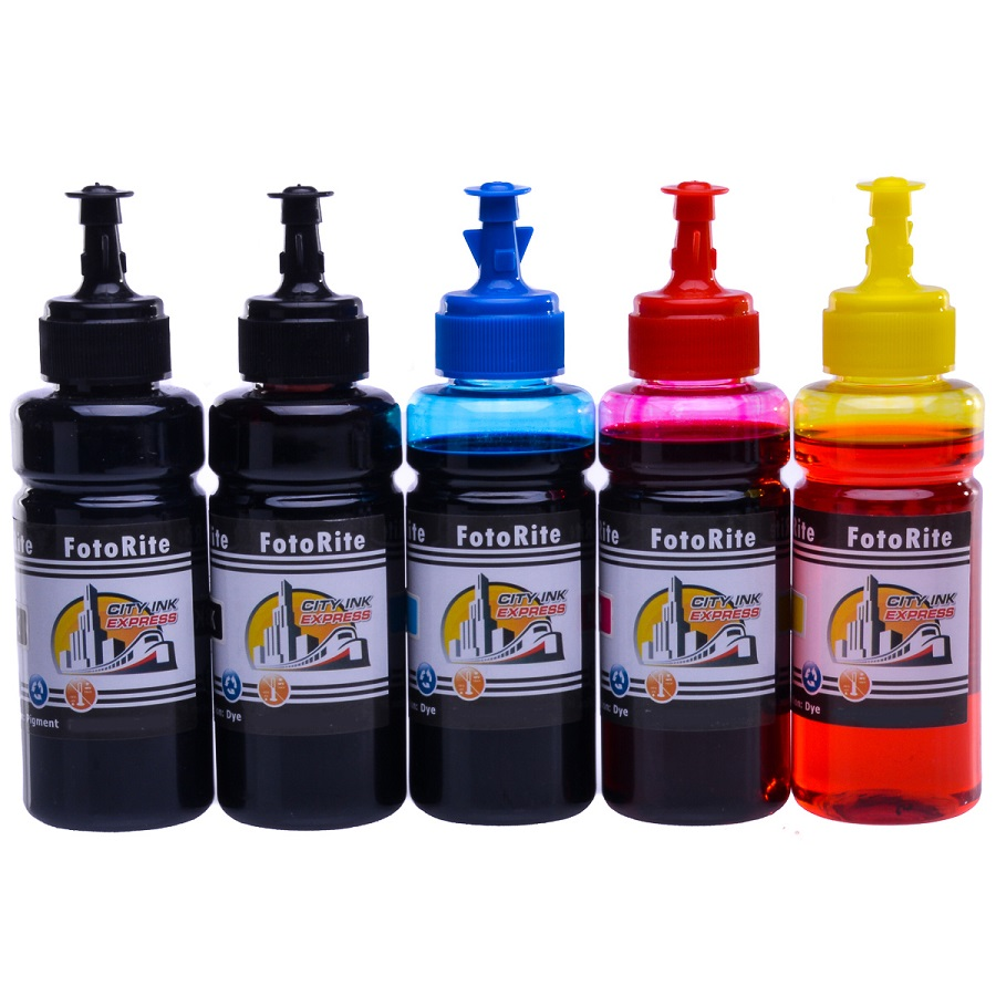 Cheap Multipack dye ink refill replaces HP Photosmart Photosmart C410D