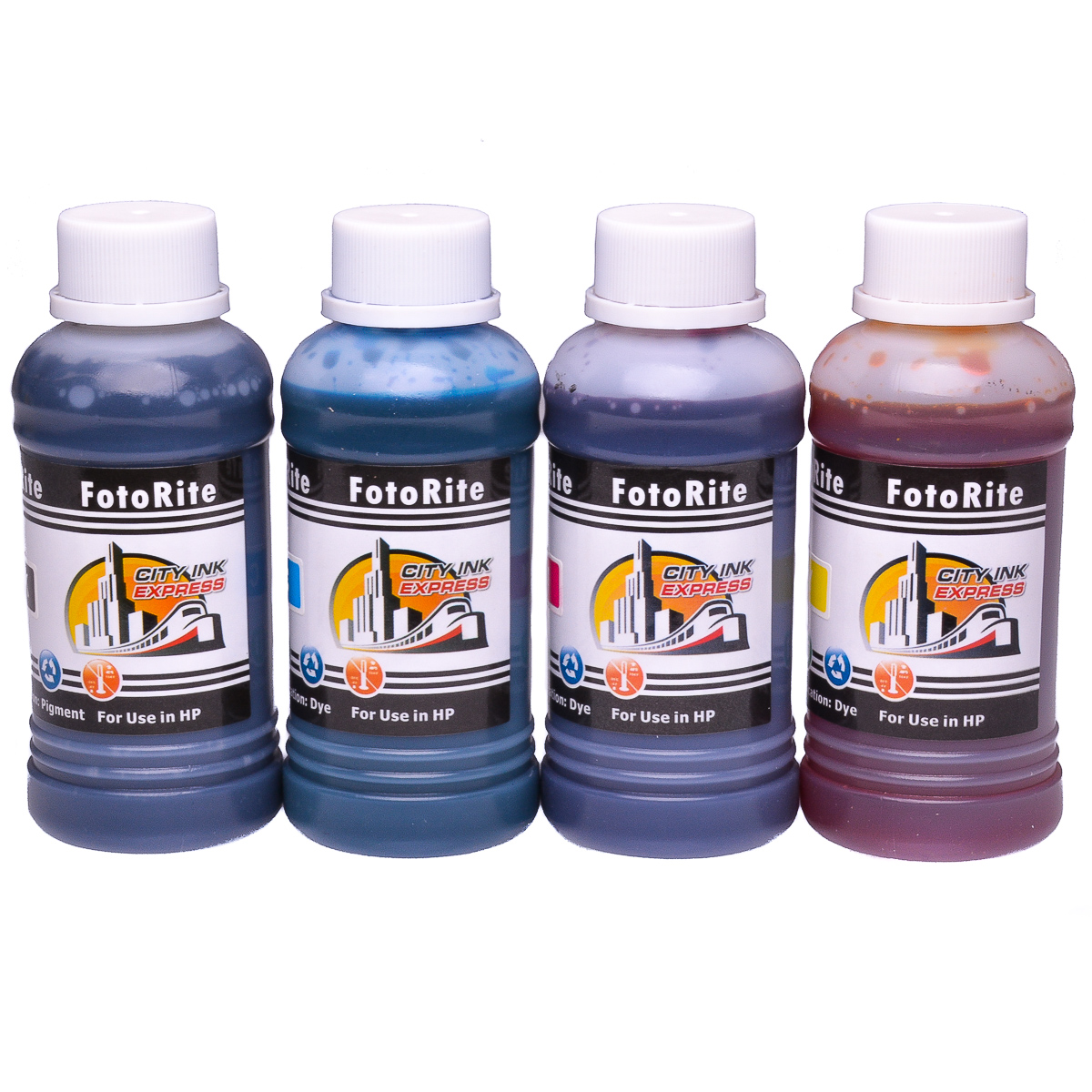 Cheap Multipack dye and pigment refill replaces HP Officejet Pro HP 88