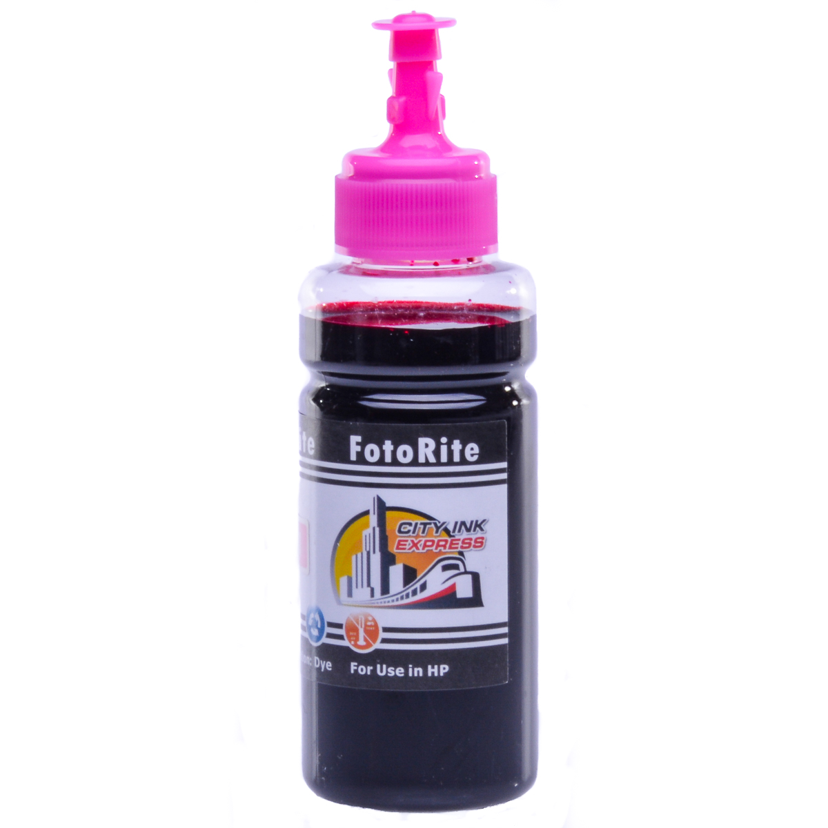 Cheap Light Magenta dye ink refill replaces HP Photosmart HP 363 - C8775EE