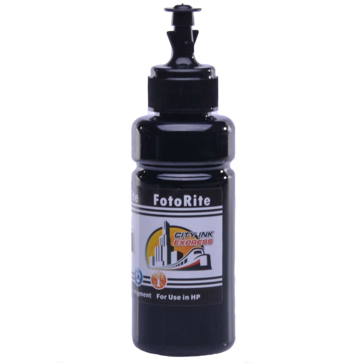 Cheap Black pigment ink refill replaces HP Officejet Pro Officejet Pro A909g - HP 940 - HP 940XL