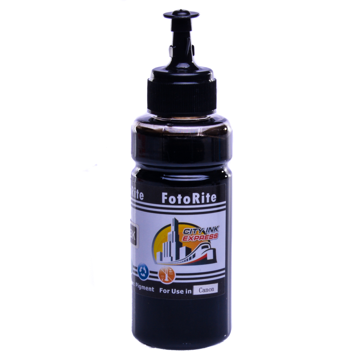 Cheap Pigment Black pigment ink replaces Canon Pixma MX420 - PG-512