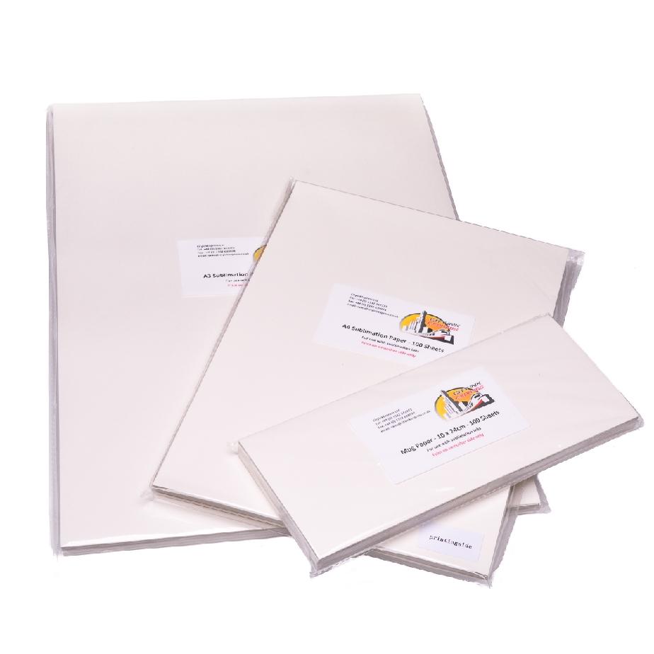 Dye Sublimation Paper for Sawgrass SG400 printer